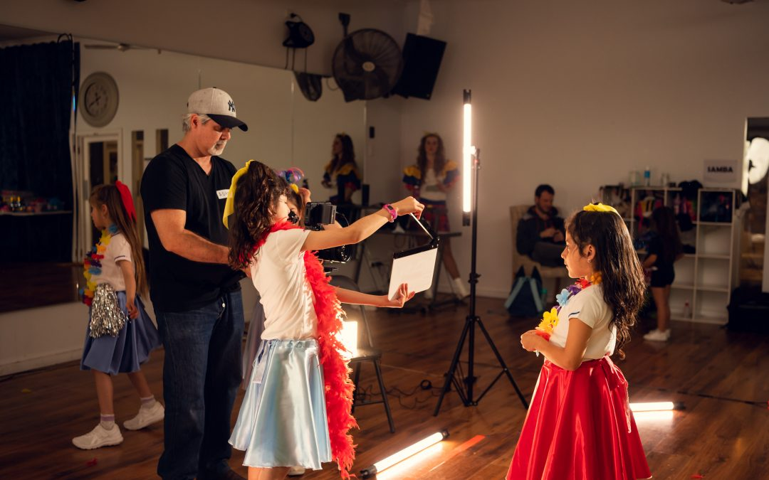 Welcome to El Ritmo Productions!